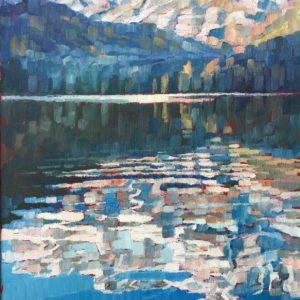 Ostinata Melodia di Bellezza Lago di Tovel 1989