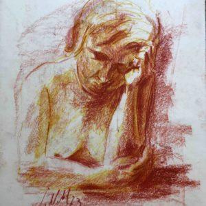 Studio di nudo 1973