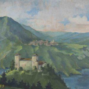 Castel Cles 1959