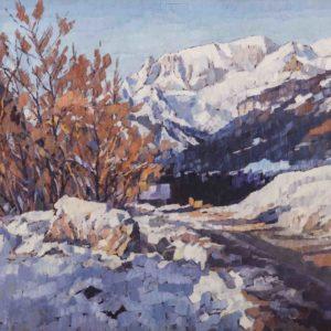 Inverno in Val di Fassa 1988