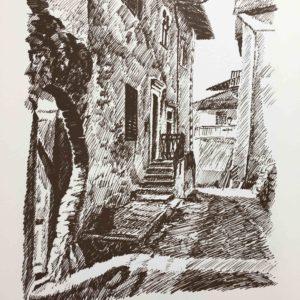 Casa de Melchiori a Dres 1987