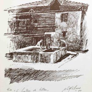 La fontana de Caltron 1987