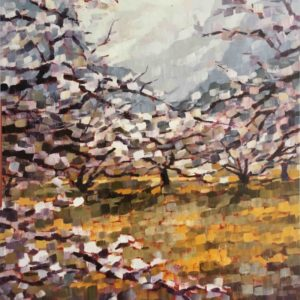 Meli in fiore 1983 50x70
