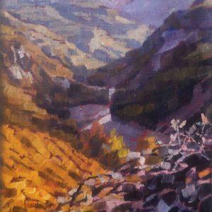 Ottobre in Val di Cembra 1988 15x20