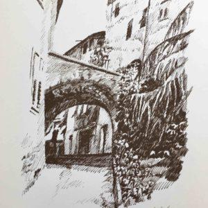 Pont del fraceschin 1987