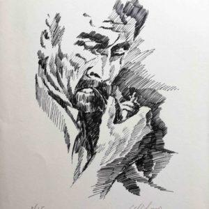 Fumatore di pipa 1987