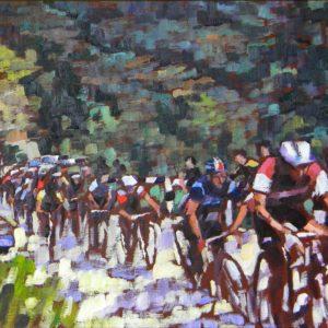 Giro Ciclistico d'Italia 1977 45x60