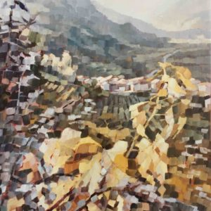Villagarina 1983 50x70
