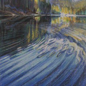 Lago di Tovel 1990